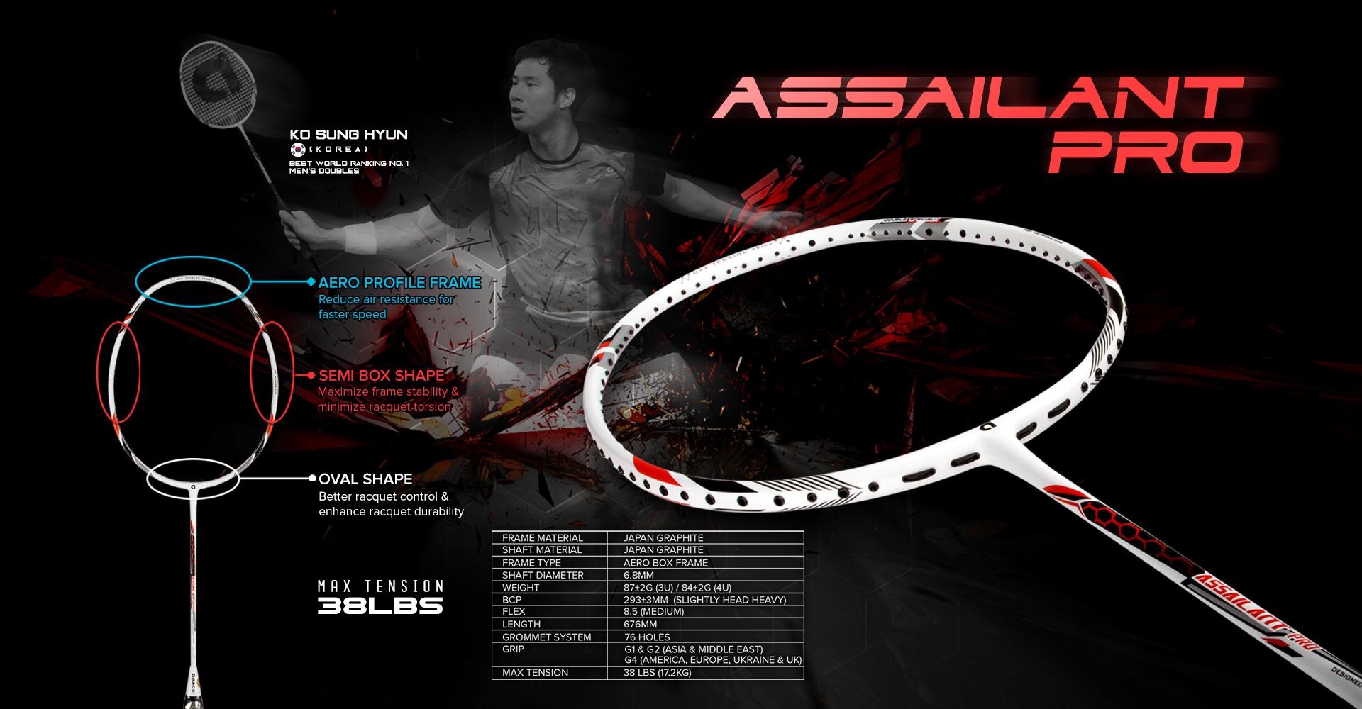 Apacs Sports (M) Sdn Bhd – Aggressive, Power, Accurate